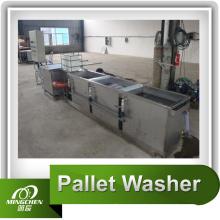 Automatische Kunststoffpaletten / Crate Washing Machine