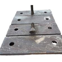 Cr15MoNi High Cr Cast Iron Wear Plates Ni-hard Cast Iron Plates