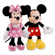 Cumplir con la norma de auditoría mickey minnie mouse