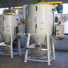 Lifting type mixing dryer