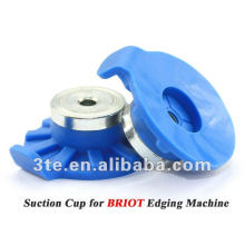 Copa de succión de lentes para cortador de lentes BRIOT