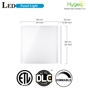 "Dimmable 24 x 24 ""LED Flat Panel Light"