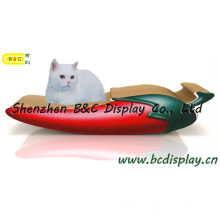 Súper Sleeper Scratcher / Paper Cat Bed (B & C-H002)