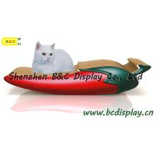 Супер Раскладной Скребок / Бумажная Кошка Кровать (B И C-H002)