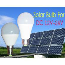 Linternas solares con bombilla de vela solar LED para DC12V-24V