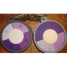Promotional Customized Keychain with Logo