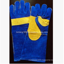 Welding Gloves/Working Gloves/Leather Gloves/Industry Gloves-29