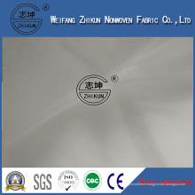 Tissu non-tissé de lien thermique de 15-20GSM PLA pour la couche de bébé / non-tissés
