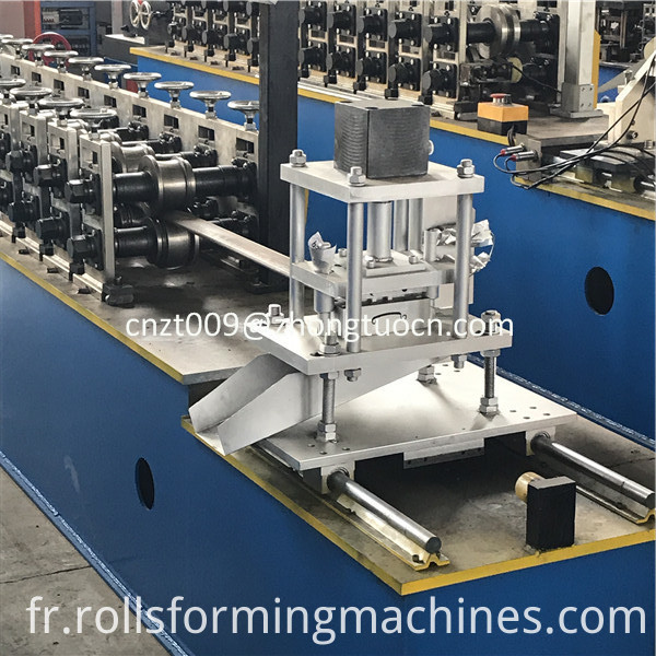 steel shutter door roll forming machine 05