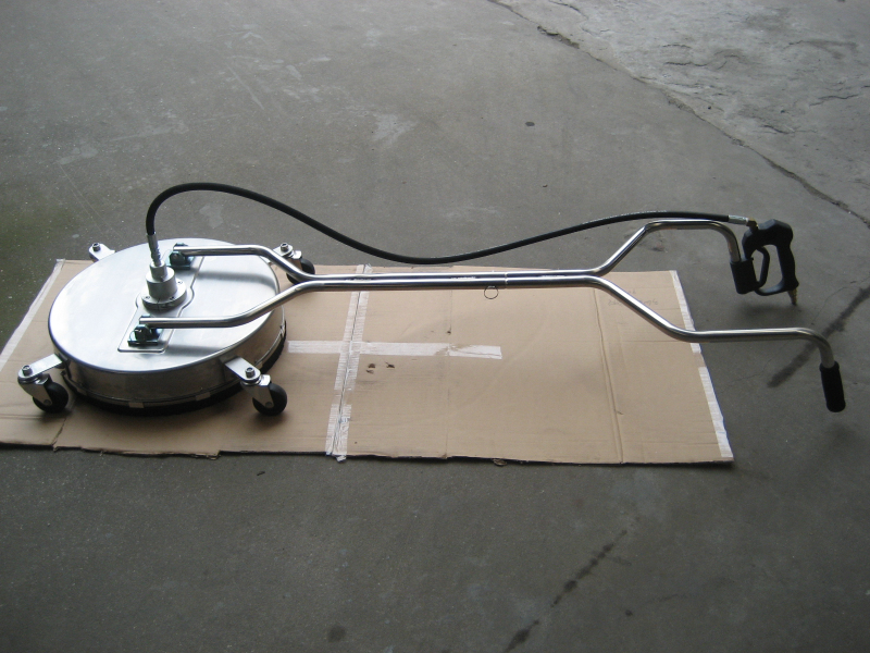 High Pressure Surface Cleaner