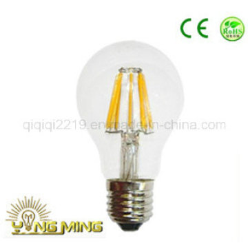 5W A60 Clear Dim E27 220V Work Light LED Filament Bulb