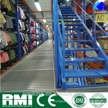 Jracking Adjustable Pigeon Hole Storage Metal Mezzanine Rack