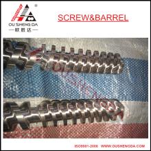 38CrMoAlA Blasformmaschine Schnecke und Zylinder