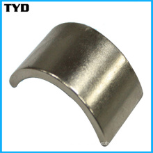 N52 Neodymium Sintered Strong Arc Neodymium Magnet