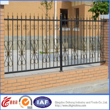 Superior Quality Wrought Iron Fence
