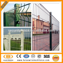 ( Factory price direct sale ) cheap high quality galvanized & coated metal fence panels