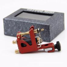Mini Aluminium Alloy Rotary Tattoo Motor Machine Bass Bar Shader Liner Red