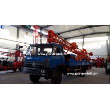 Alta calidad Plataforma de camiones tipo taladro