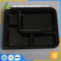 Mikrowellen-Einweg-Lebensmittelbehälter aus Kunststoff