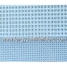 Tecidos quadrados de poliéster