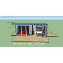 Contenedor abierto lateral