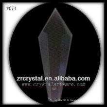 Perle de cristal W074