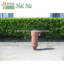Ciclo de colector de polvo de cerámica de tratamiento de gases de combustión