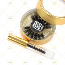 Latex Free Eyelash Glue For 25MM 5D Vegan Mink Lashes Adhesive Suitable For Sensitive Eyes FREE SHIPPING