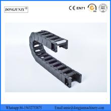 Chaîne énergétique de câbles d'ingénierie CNC