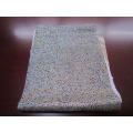 Wholesale resin rhinestone aluminum base mesh