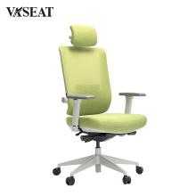 Moderno Simple multifuncional High Back Task Office silla de oficina silla giratoria silla de elevación para sala de entrenamiento