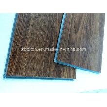 PVC-Material Vinyl-Bodenbelag Klicken Sie auf Locking Tile