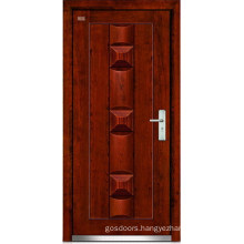 Steel Wooden Door (LT-308)