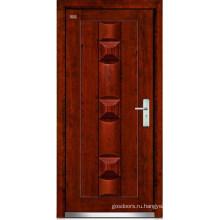 Стальные деревянные двери (LT-308)