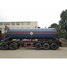 30FT ISO Sulfuric Acid Tank Container