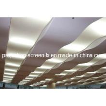Film de plafond extensible en PVC