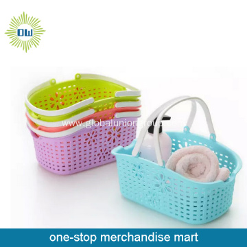 plastic storage bins basket for stationery