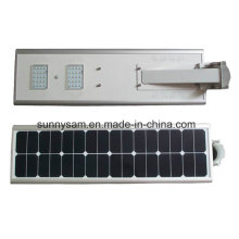 Luz de calle solar impermeable de la prenda impermeable 12V 60W con el CE RoHS