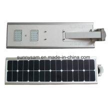 Luz de rua solar impermeável do diodo emissor de luz de 12V 60W com CE RoHS