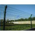 Garten-Maschendraht Zaun mit runden Pfosten (TS-L04)