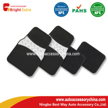 Aluminum Pad Carpet Car Floor Mats