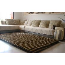 Animal Shape Faux Fur Rugs (ESDT09)