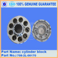 Bloc-cylindres de pompe hydraulique PC1250-7 ass'y 708-2L-04151