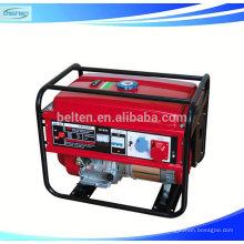 Generador de gasolina a prueba de sonido Grupo electrógeno de gasolina de una sola fase Generador de gasolina de control remoto