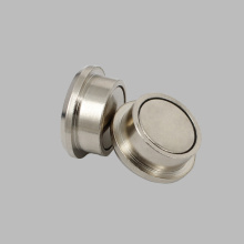 Coating Nickel Pot Magnet for Hold Iron Steel