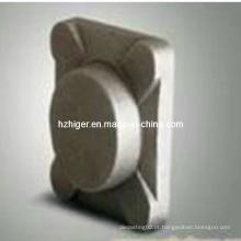 Peças de alumínio para móveis ao ar livre
