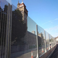 security 358 welded wire mesh fencing