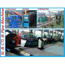Pipe Profile Manufacturing Equipment & Slitting/Cutting Line