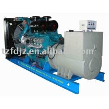 pa'ou diesel generator