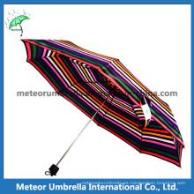 El mejor viaje barato, playa, negocios se dobla paraguas